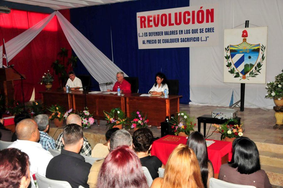 sancti spiritus, asamblea municipal del poder popular, delegados, cuba en elecciones 2017, elecciones en cuba 2017