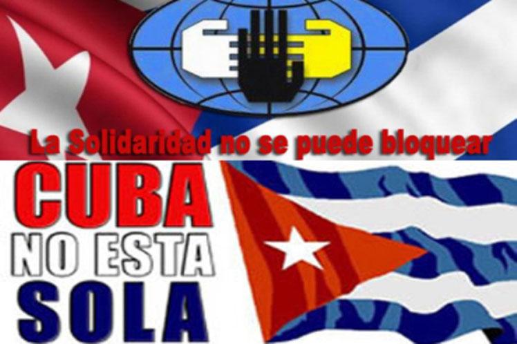solidaridad, Cuba, Australia, ICAP