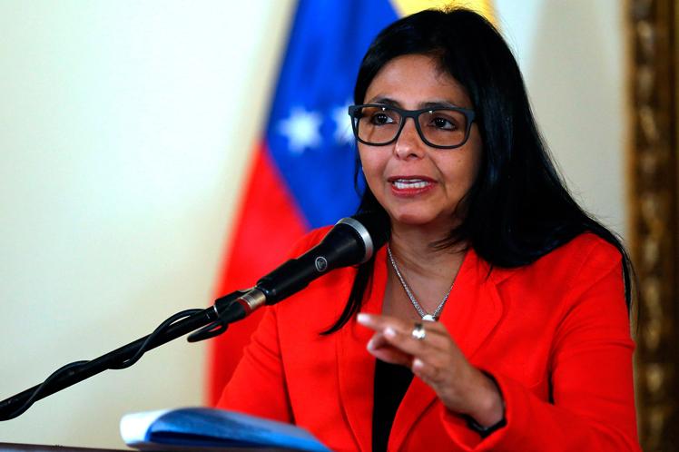 Venezuela, diálogo, Delcy Rodríguez, Comisión de la Verdad, justicia, paz
