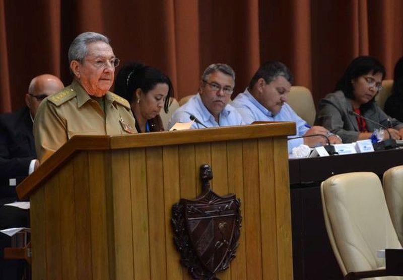 cuba, asamblea nacional del poder popular, raul castro, parlamento cubano