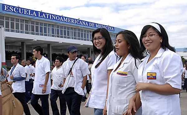 ELAM, médicos, Cuba, integración