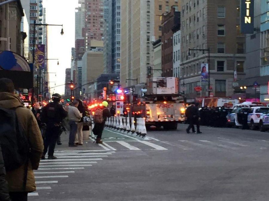 estados unidos, nueva york, explosion