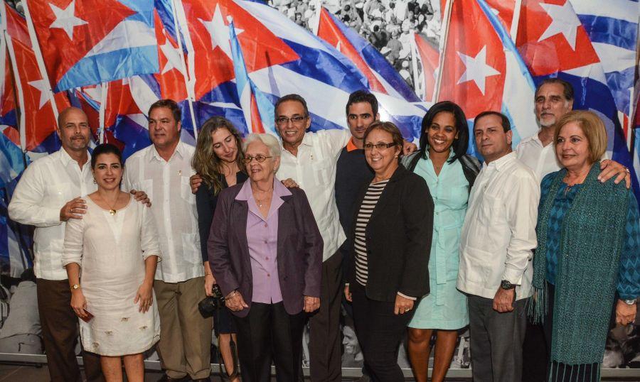 cuba, los cinco, partido comunista de cuba, pcc