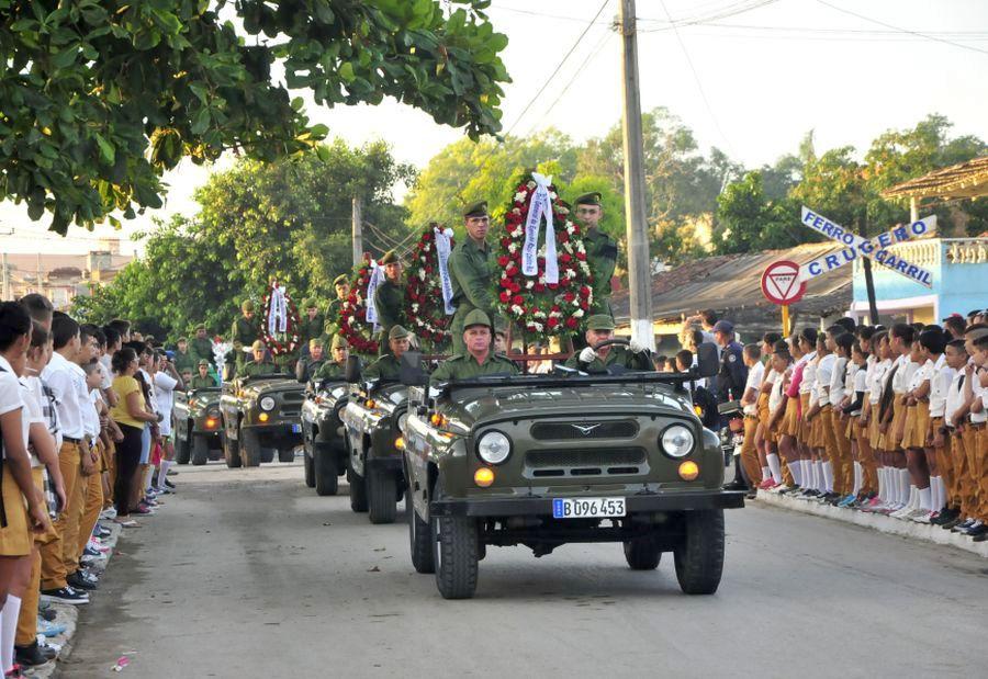 sancti spiritus, operacion tributo, marttires internacionalistas, angola, etiopia