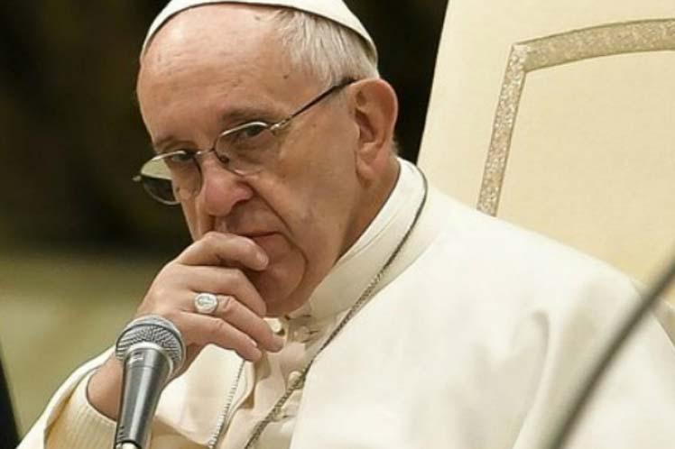 Papa Francisco, Palestina, Siria, Navidad