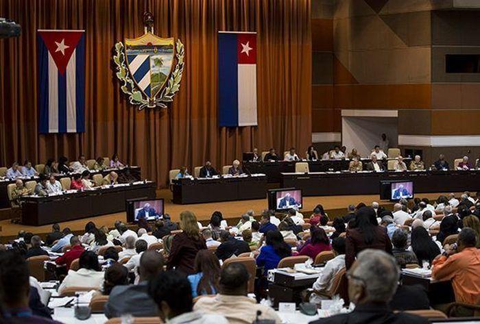 cuba, asamblea nacional del poder popular, raul castro