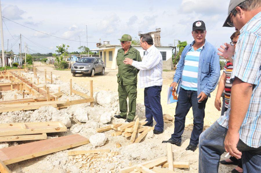 sancti spiritus, huracan irma, yaguajay, viviendas, recuperacion