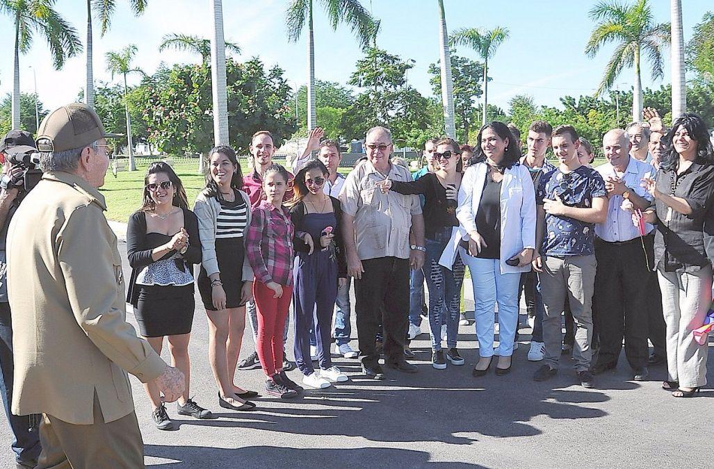 Santiago de Cuba, Cementerio, Fidel Castro