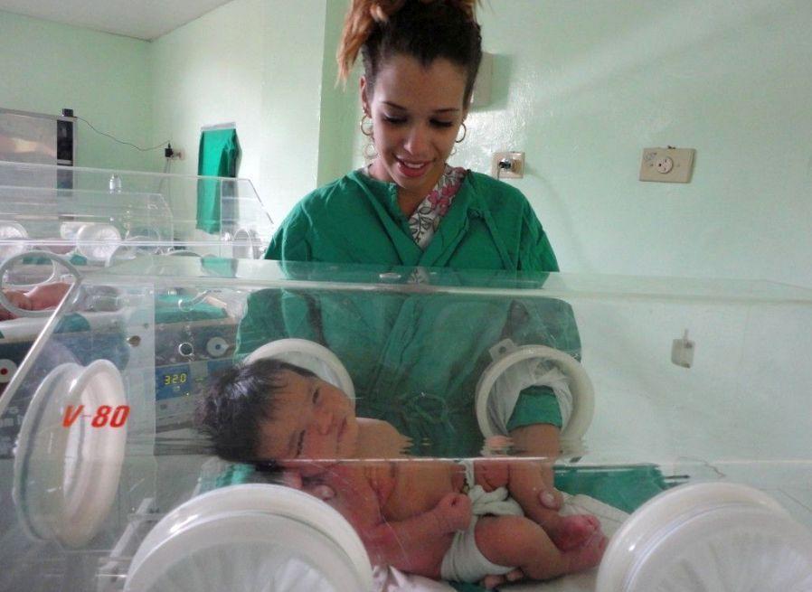 sancti spiritus, tasa de mortalidad infantil, salud publica, neonatologia, programa materno infantil