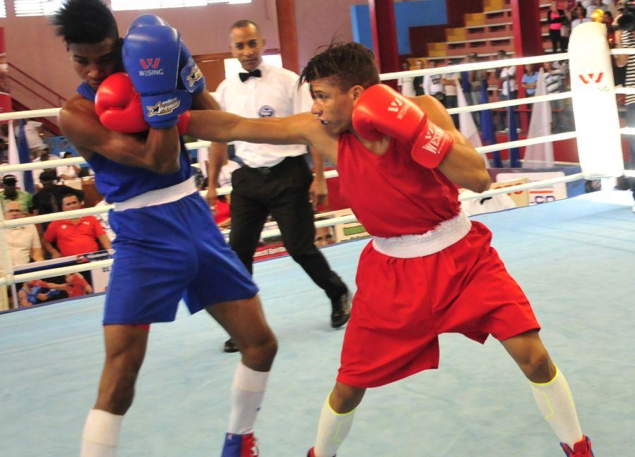 sancti spiritus, boxeo cubano, torneo nacional de boxeo playa giron, yosbany veitia