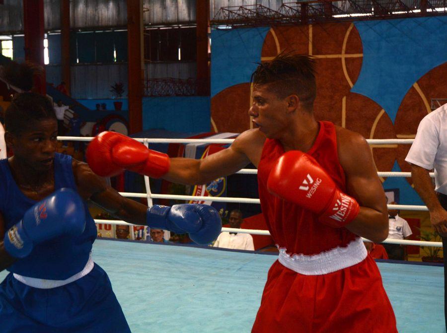 sancti spiritus, cuba, boxeo, torneo nacional de boxeo playa giron, yosbany veitia