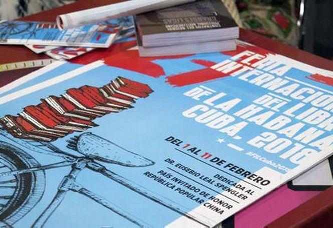 cuba, feria internacional del libro 2018