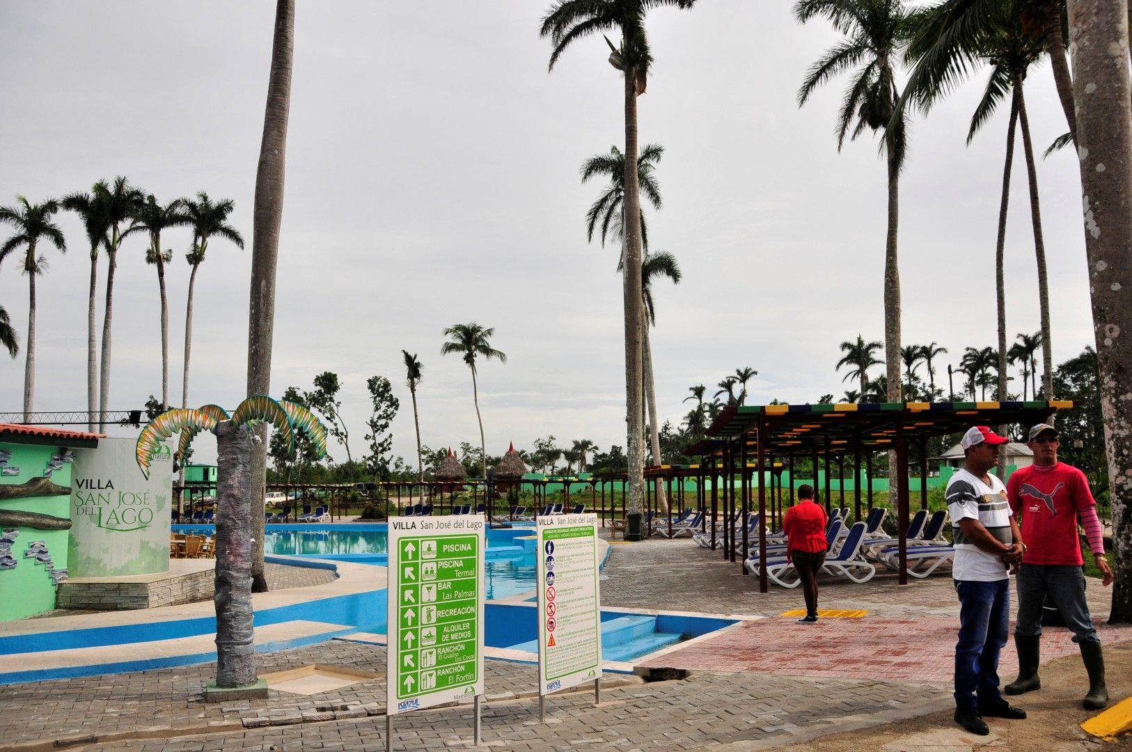 sancti spiritus, lagos de mayajigua, villa san jose del lago, turismo, cadena islazul, huracan irma