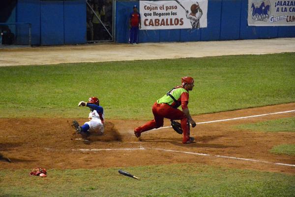 béisbol, play off, Granma, Las Tunas, Cuba