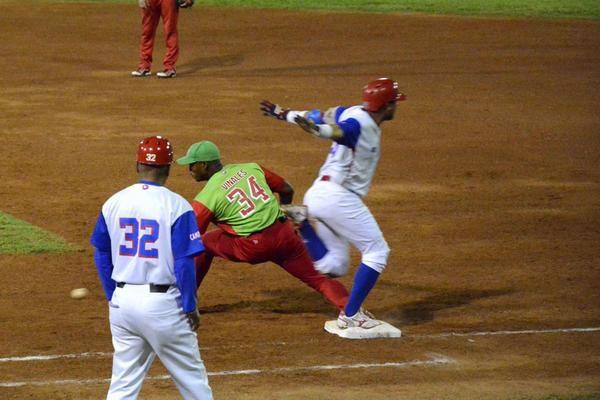 béisbol, play off, Serie nacional, Cuba, Granma, Las Tunas