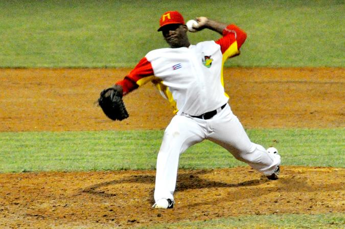 béisbol, Serie Nacional, Yoanni Yera, Matanzas, play off
