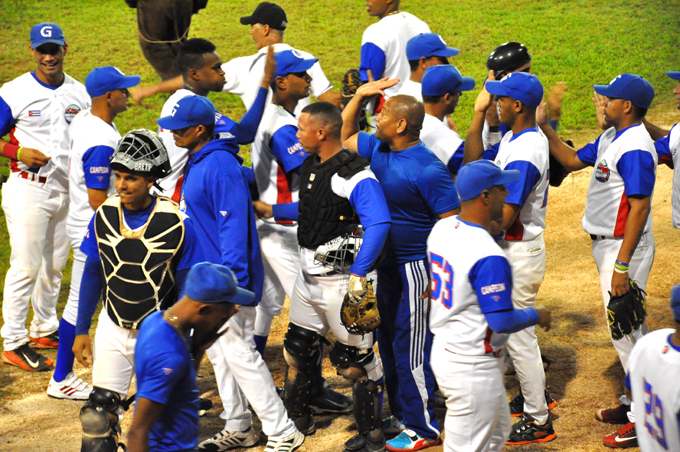 béisbol, play off, Granma, Las Tunas