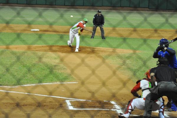 béisbol, play off, Las Tunas, Industriales