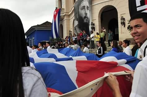 desfile martiano, Sancti Spíritus, José Martí, natalicio