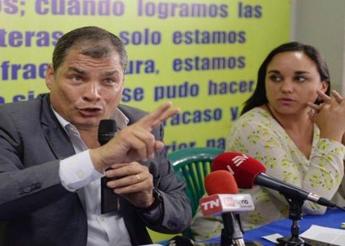 Ecuador, Rafael Correa, Alianza Paíz, Revolución Ciudadana
