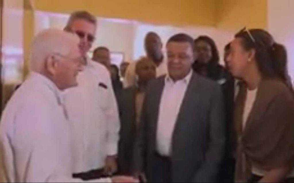 Etiopía, Cuba, presidente, visita, ganadería, inseminación