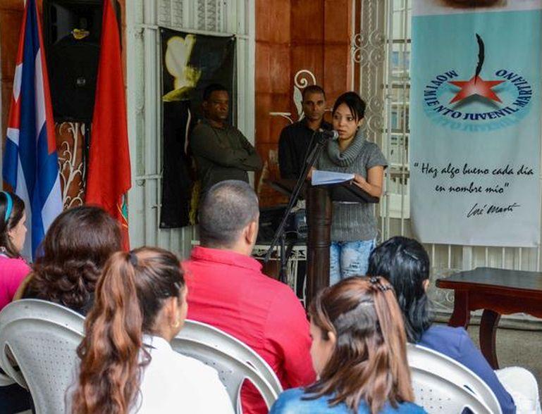 cuba, jose marti, I encuentro internacional de jovenes martianos