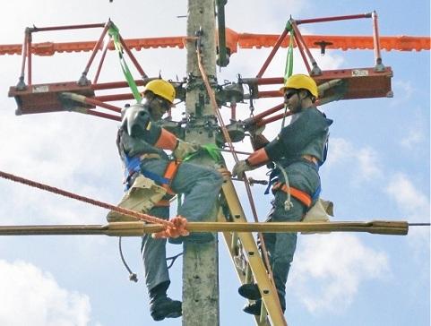 empresa eléctrica, sancti spíritus, trabajo, protección