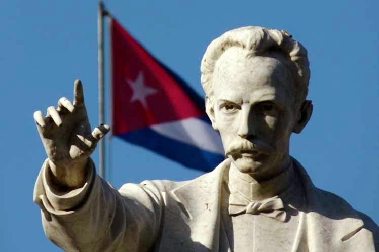 José Martí, Cuba, homenaje