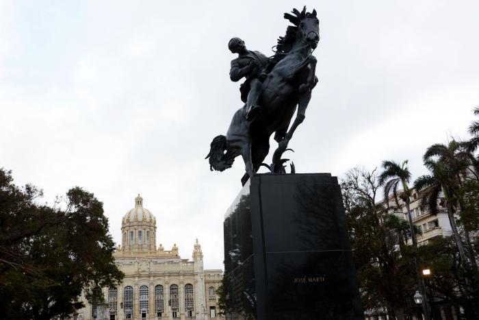 José Martí, estatua, La Habana, Nueva York, Cuba