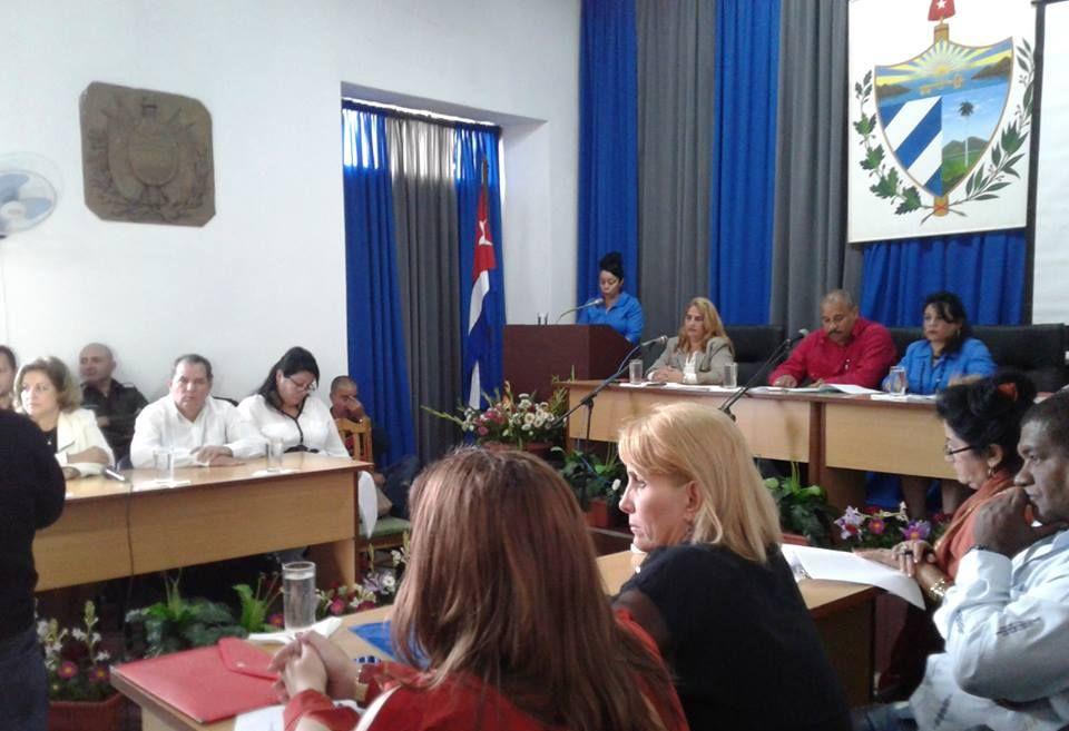 sancti spiritus, asamblea provincial del poder popular, parlamento cubano, asamblea nacional del poder popular, cuba en elecciones 2017