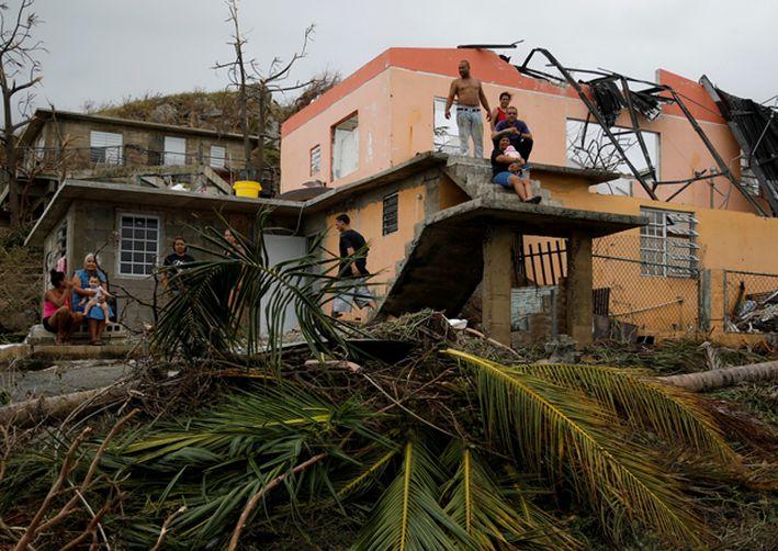 Puerto Rico, huracán, María