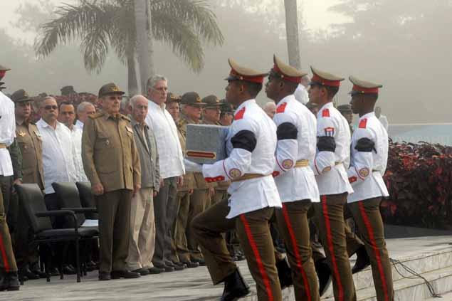 Raúl Castro, II Frente, Santiago de Cuba,