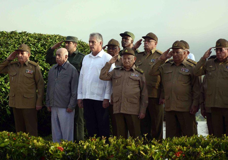 cuba, santiago de cuba, raul castro, III frente mario muñoz, revolucion cubana, juan almeida bosque