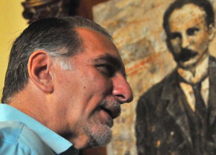 cuba, literatura, feria internacional del libro 2018, rene gonzalez, heroe cubano