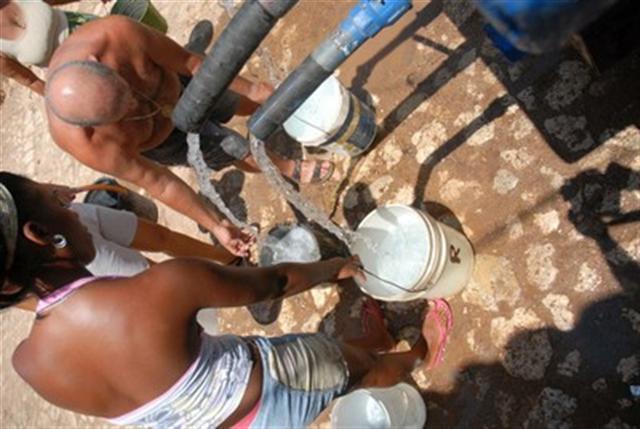 Trinidad, recursos hidráulicos, rehabilitación