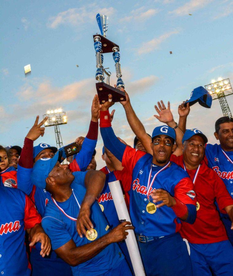 béisbol, play off, Cuba, Granma, Las Tunas, Serie del Caribe