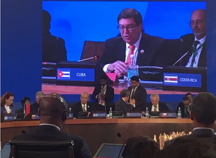 cuba, celac, foro celac-china, bruno rodriguez, chile