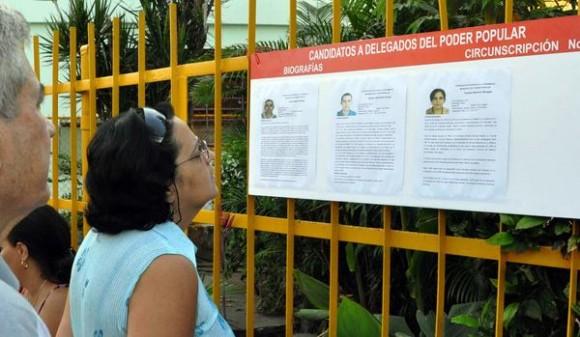Cuba, elecciones generales, Poder Popular, Sancti Spíritus