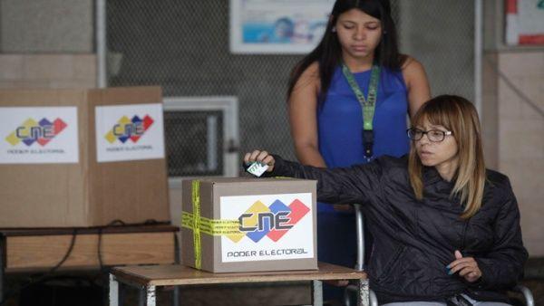 Venezuela, elecciones