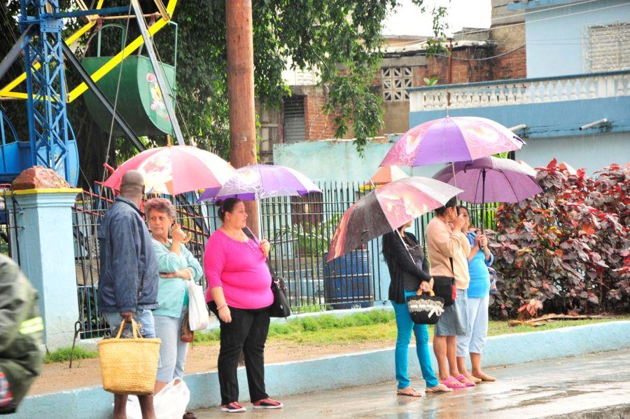 sancti spiritus, lluvia, frente frio, frio, meteorologia
