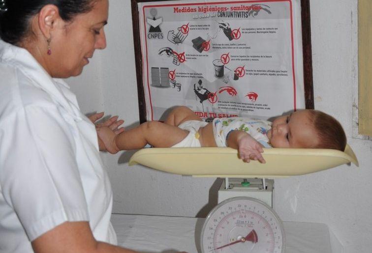 UNICEF, Cuba, mortalidad infantil, Pediatría