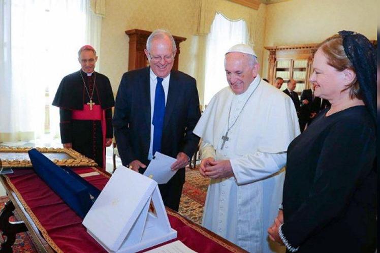 Perú, Papa Francisco, religión, Iglesia