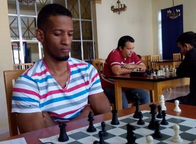 Asancti spiritus, ajedrez, pedro alejandro jimenez