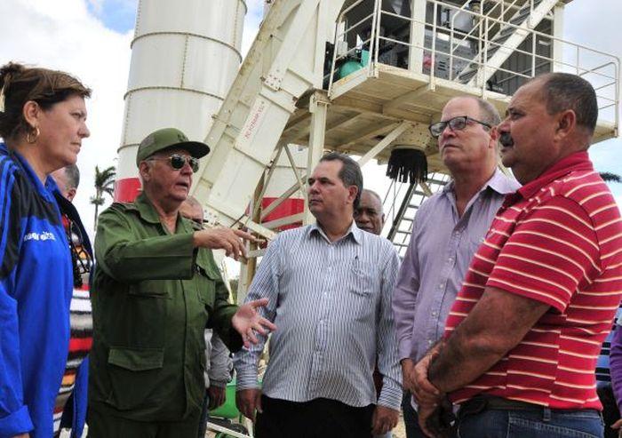 sancti spiritus, construccion de viviendas, materiales de la construcción, joaquin quintas sola, yaguajay, huracan irma