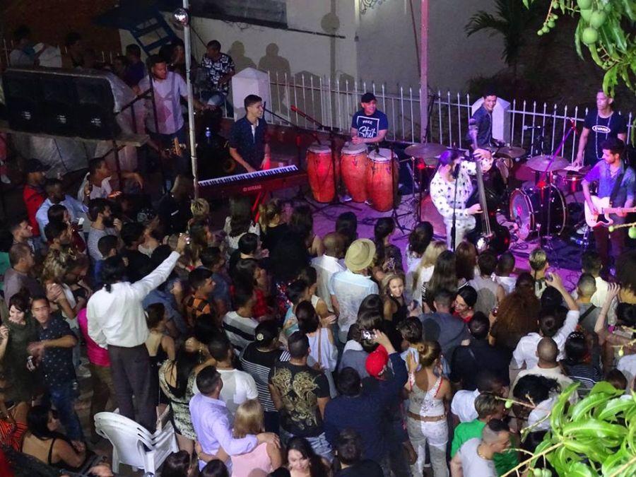 sancti spiritus, casa de la guayabera, alain perez, musica cubana, feria tecnologica la guayabera 5.0