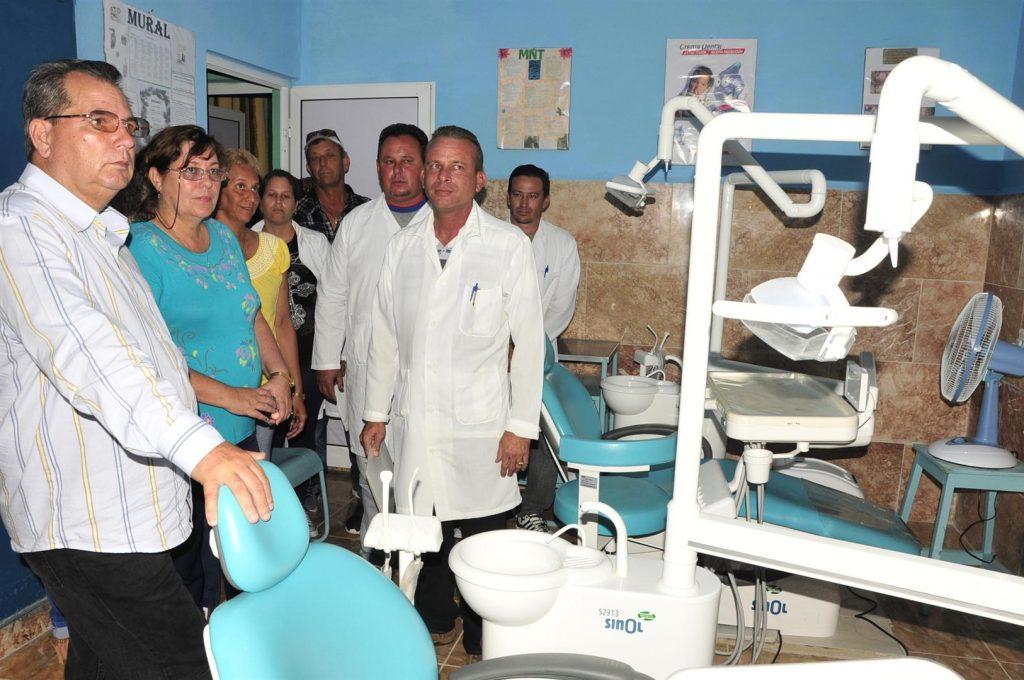 Yaguajay, Camilo Cienfuegos, salud