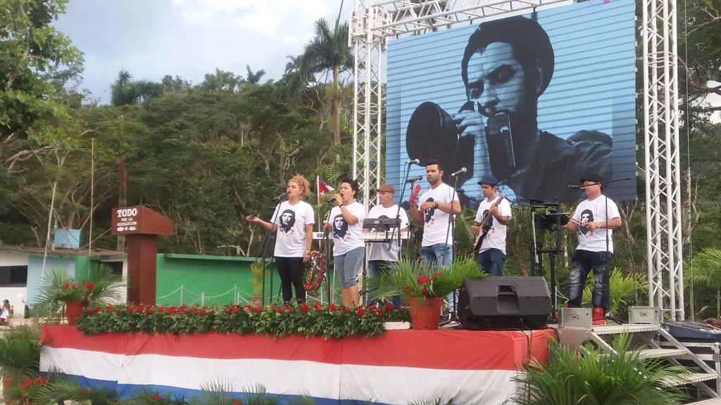jóvenes, Che Guevara. Fomento