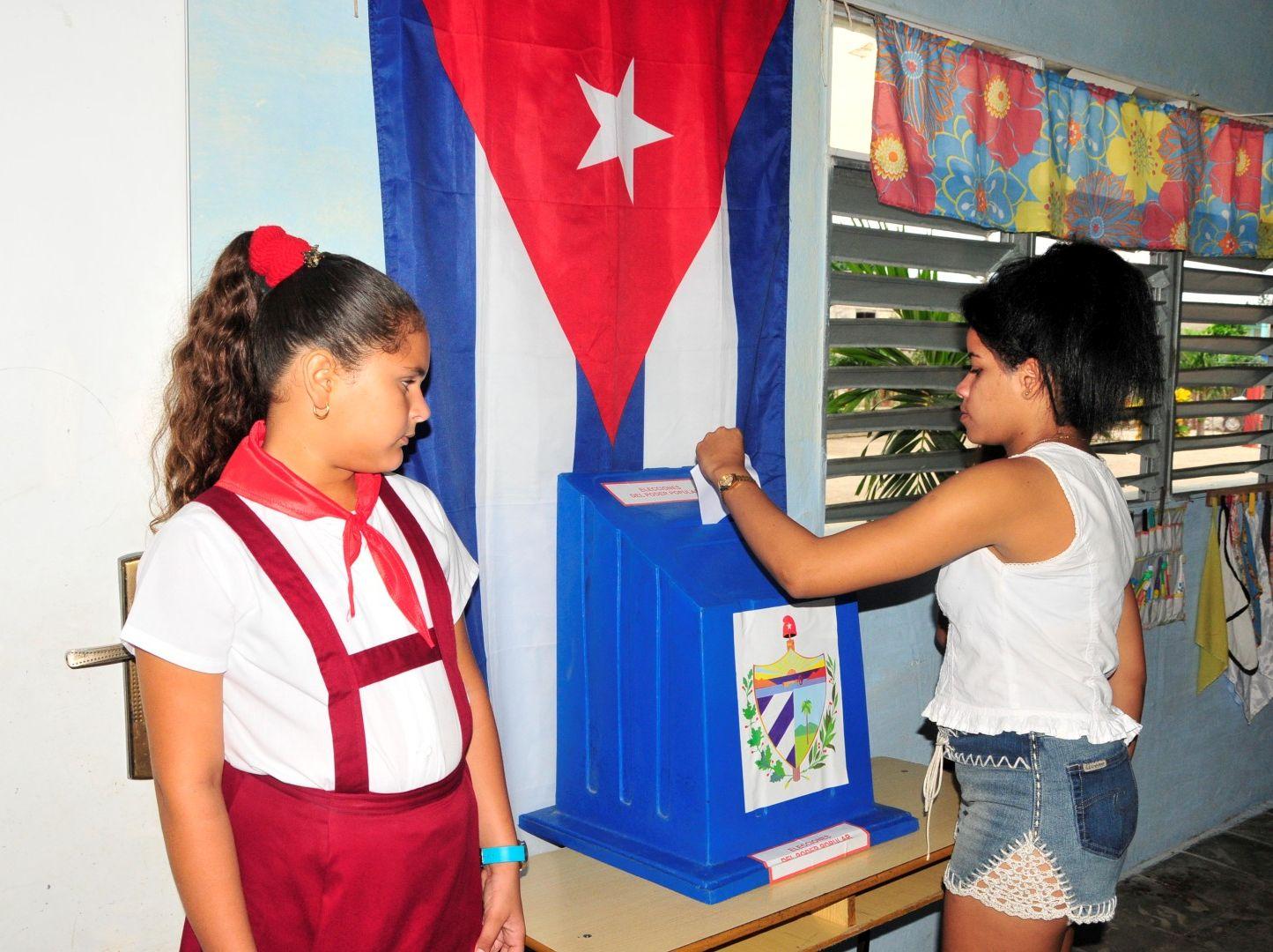 sancti spiritus en elecciones, elecciones generales en cuba 2018