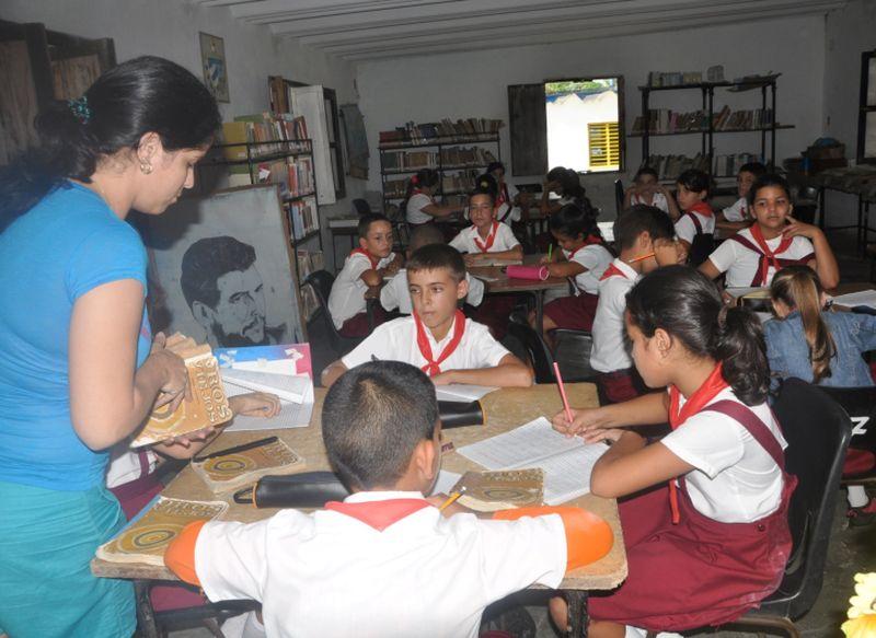 Unicef, escuela, Yaguajay, Huracán, Irma