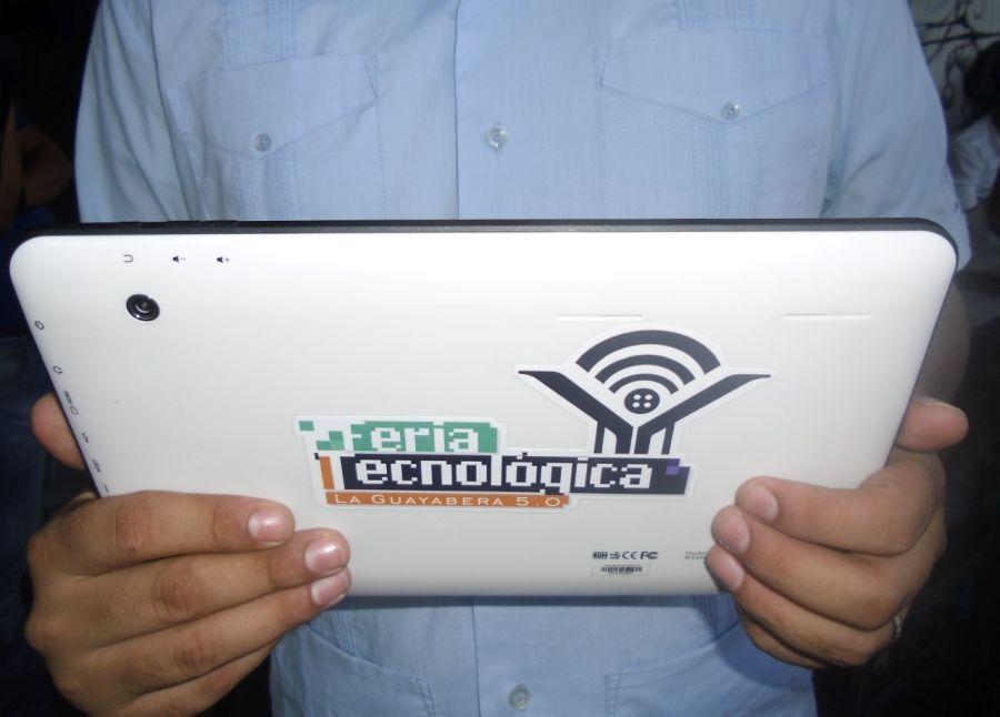 Feria tecnológica, Guayabera, internet, Sancti Spíritus